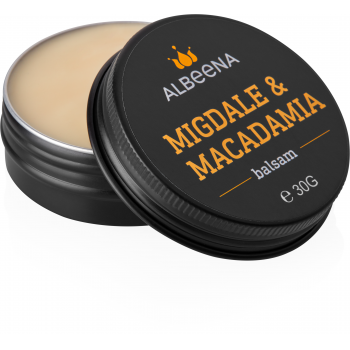 Balsam cu migdale si macadamia 30 gr