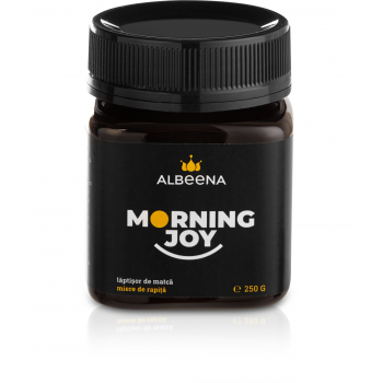 Morning joy - mix crema miere si laptisor de matca 250 gr